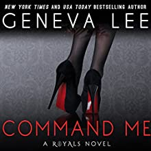 Command Me Audiobook by Geneva Lee Narrated by Fran Jewel