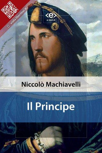 Nicolo Machiavelli - Il Principe