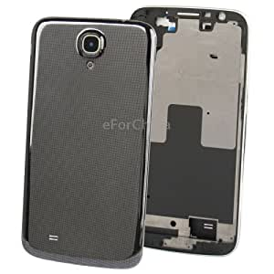 High Quality Full Housing Replacement Chassis with Back Cover Volume Button for Samsung Galaxy Mega 6.3 / i9200 (Dark Grey)