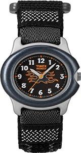 Timex Kids' T71291 Gray Fast Wrap Watch