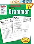 Scholastic Success with Grammar: Grade 5