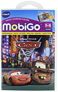 VTech MobiGo Software Disney's Cars 2