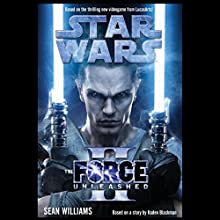 Star Wars: The Force Unleashed II Audiobook by Sean Williams Narrated by Jonathan Davis