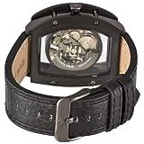 Stuhrling Original Men's 206B.33152 Zeppelin 72 Skeleton Automatic Silver Dial Watch