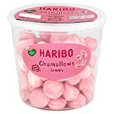 Haribo Chamallows Jammy Marshmallows 450g Tub