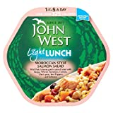 John West Moroccan Style Salmon Light Lunch 220g