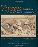 img - for Voyages in World History, Volume I, Brief book / textbook / text book