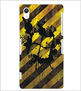 PrintDhaba Windows D-5469 Back Case Cover for SONY XPERIA Z2 (Multi-Coloured)