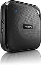 Philips BT2500B/00 Altoparlante Wireless Portatile, Nero
