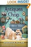 Antiques Chop (A Trash 'n' Treasures Mystery)