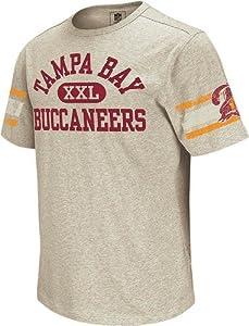 Reebok Tampa Bay Buccaneers Vintage Applique Long Sleeve T-Shirt by Reebok