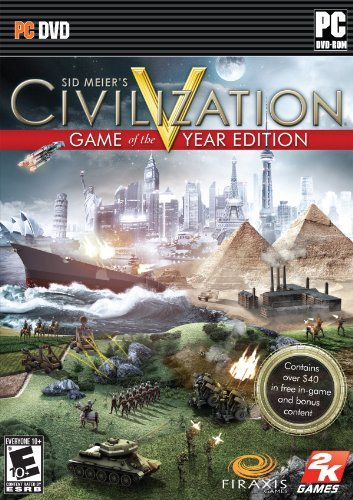 Sid Meier's Civilization V Game of the Year -