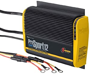 ProMariner 12 amp ProSport Gen 2 Battery Charger (2 - bank; 12 24V) by ProMariner