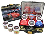 Disney Cars Cupcake Kit in Collectible Tin #2 by Crispie Sweets - Sprinkles and Baking Cups Set