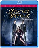 ヴァンパイア・ダイアリーズ〈フォース・シーズン〉 コンプリート・...[Blu-ray/ブルーレイ]