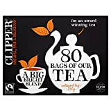 Clipper Organic Everyday Tea Bags 80 per pack
