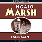 False Scent | [Ngaio Marsh]