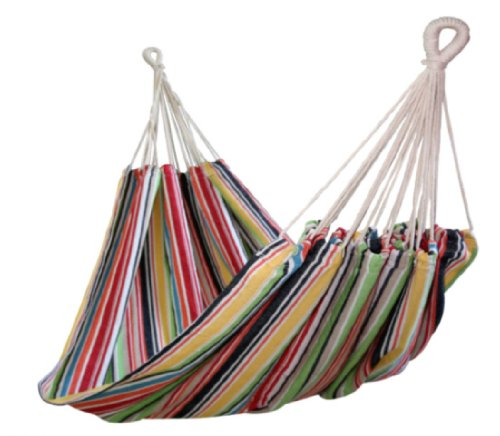 Hammock for Several People 210 x 150 cm Colourful