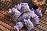 10 x Lavendelsäckchen mit duftenden BIO Lavendel - - Preisverlauf