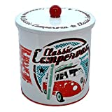 Oficial VW Retro Classic Campervan Lata de Galletas Cookie Jar