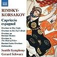 Rimsky-Korsakov: Capriccio Espagnol