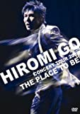 "HIROMI GO CONCERT TOUR 2008 ""THE PLACE TO BE""(初回生産限定盤) [DVD]"