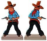 Moulinsart Tintin: Tintin in America Relief