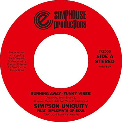Simpson Uniquity - Running Away