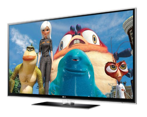 LG 55LX9900 55-inch Widescreen Full LED 3D Infina Internet TV with Freeview HD