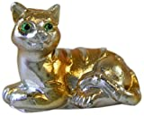 Ganz Decorative Cat Figurine - Tiny Ganz Zoo Animal Figurine