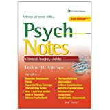 PsychNotes: Clinical Pocket Guide, 2nd Edition ~ Darlene D. Pedersen
