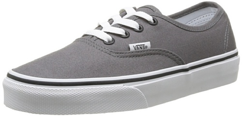 Vans Authentic Sneaker, Unisex Adulto, Grigio (Pewter/Black), 44