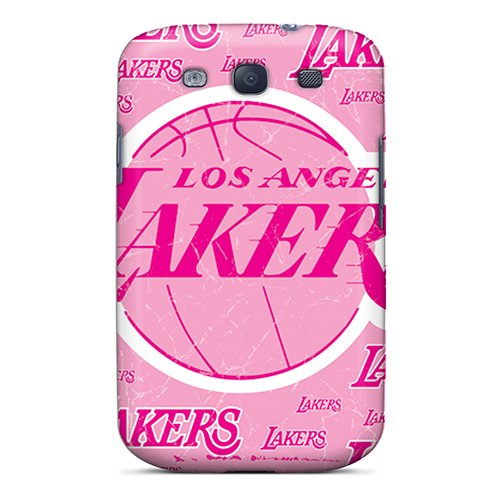 Los Angeles Lakers Case Compatible With Galaxy S3/ Hot Protection Case