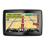 TomTom VIA 1535TM 5-Inch Portable Bluetooth GPS Navigator with Lifetime Traffic & Maps