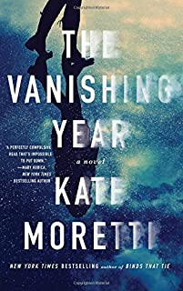 Book Cover: The vanishing year : a novel
