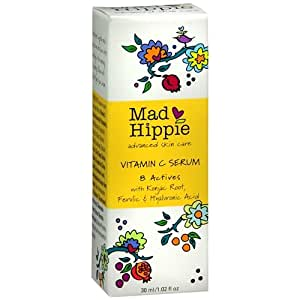 Amazon.com: Mad Hippie Advanced Skin Care Vitamin C Serum 1.02 Fl Oz (Pack of 1): Beauty