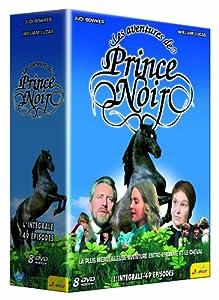 les aventures de Prince Noir - Coffret intégrale 8 DVD