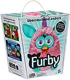"Hasbro A4036100 - Furby Edition Hot Wild ""rosa-grün"" - deutsche Version"
