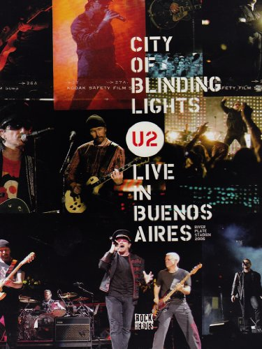 U2 - City Of Blinding Lights - Live In Buenos Aires 2006
