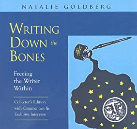 Cover of &quot;Writing down the Bones&quot;