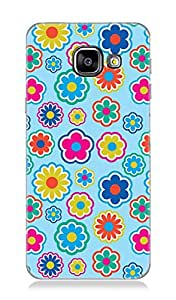 7C High Quality Back Case Cover For Samsung Galaxy A3(2016)