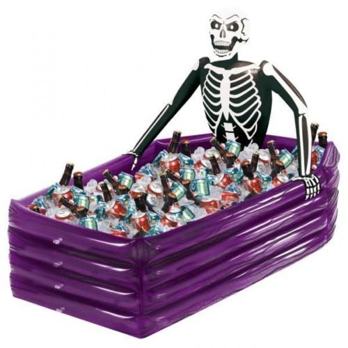 Skeleton Inflatable Beverage Cooler