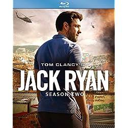 Tom Clancy's Jack Ryan - Season Two [Blu-ray]