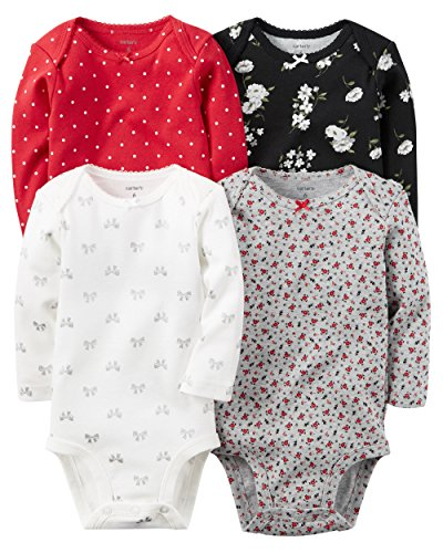 carters-baby-girls-4-pack-print-bodysuits-baby-flowers-and-bows-12m
