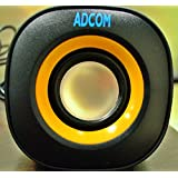 Adcom multimedia usb speaker- AUSB-U70