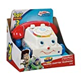 Disney Toy Story 3 Talking Chatter Telephone Case Pack 2