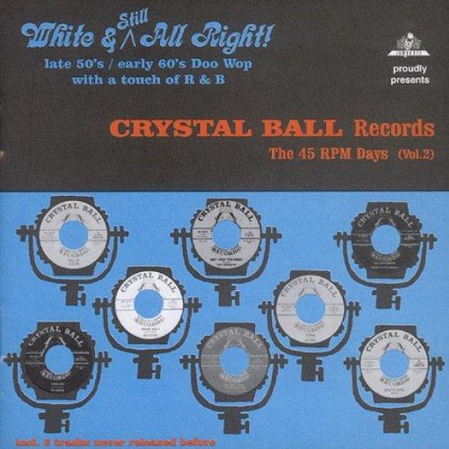 Crystal Ball Records: 45rpm Days, Vol. 2