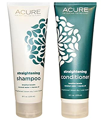 Acure Organics Shampoo and Conditioner Bundle