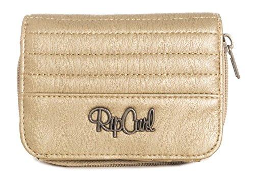Rip Curl Nima Wallet portafoglio da donna Oro gold Taglia unica