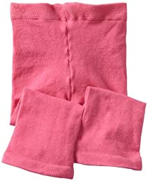 Jefferies Socks Baby-Girls Newborn Pima Cotton Capri Tights, Bubblegum, 0-6 Months